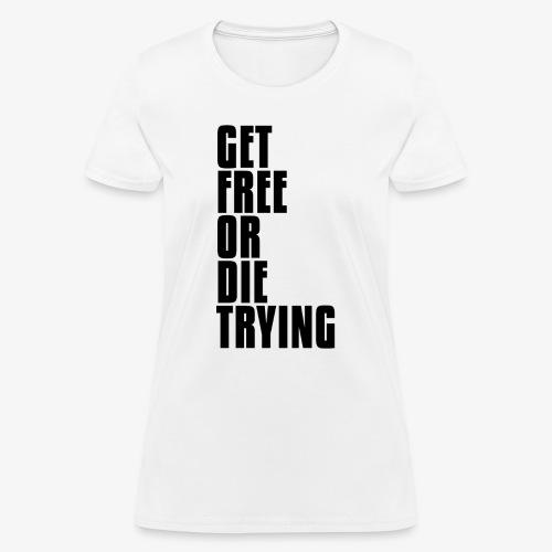 gfodtblack - Women's T-Shirt