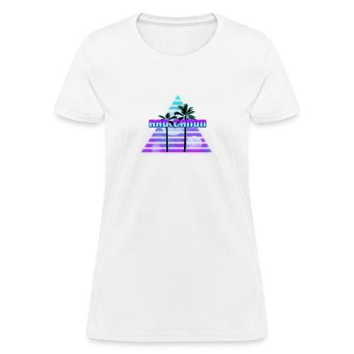 Rad Vaporwave Tee - Women's T-Shirt