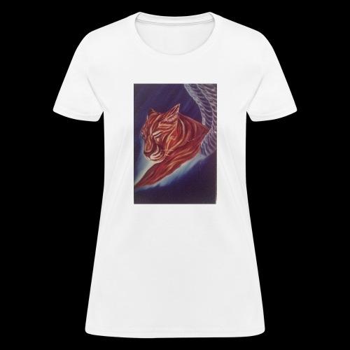Sleeping tiger Spirit in us - Women's T-Shirt