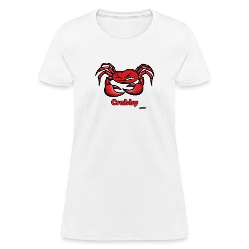 CrabbyB png - Women's T-Shirt