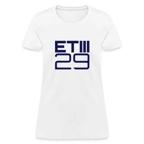 et329 - Women's T-Shirt