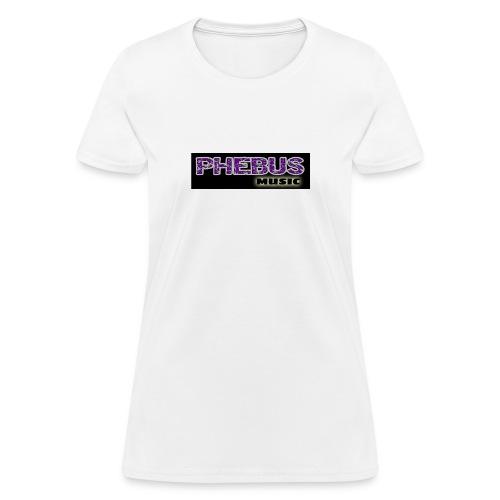 phebusmusic003 1 - Women's T-Shirt