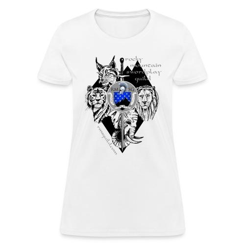 RMSG Fiore's Animals - Women's T-Shirt