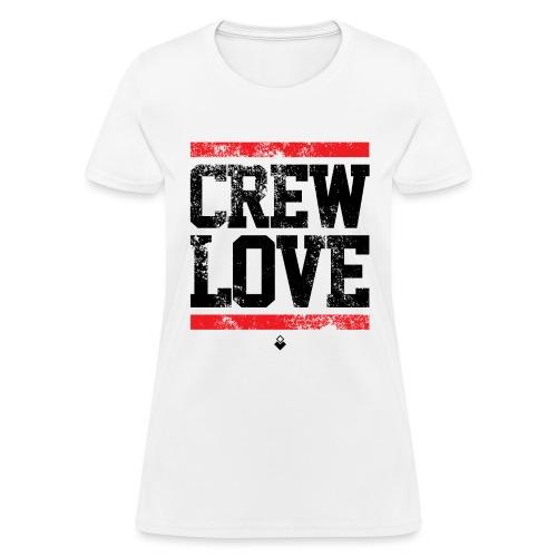 crew love - Women's T-Shirt