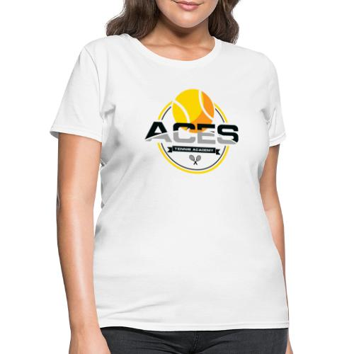 Aces White Badge - Women's T-Shirt