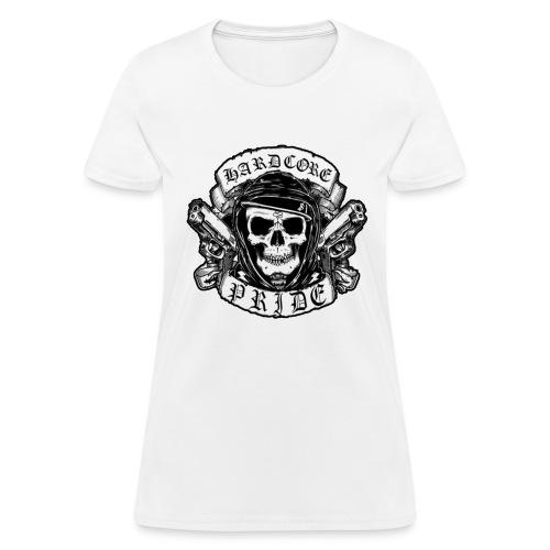 hardcore pride 2 - Women's T-Shirt