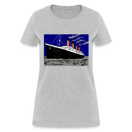 TITANIC - Women's T-Shirt