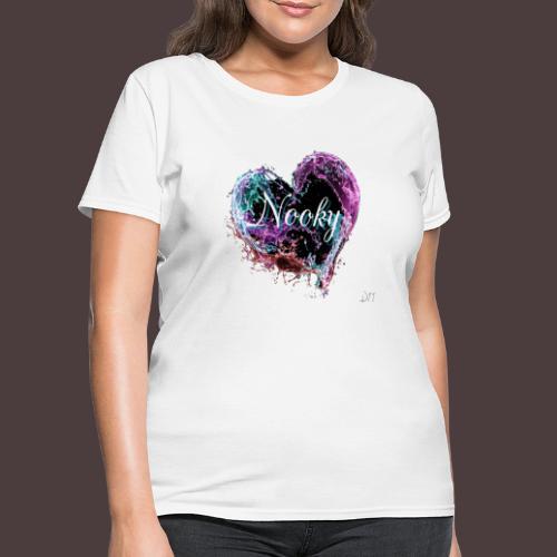 D1T Nooky 3rd Merch - Women's T-Shirt