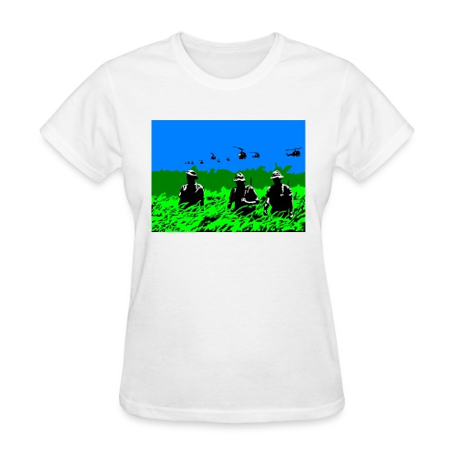 ANZAC - Women's T-Shirt