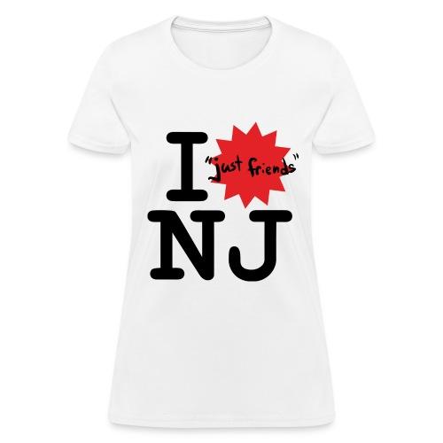 ijfnjblack - Women's T-Shirt