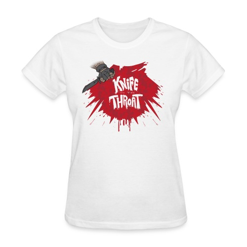 knifesmall2 - Women's T-Shirt