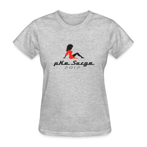 ps12 black design - Women's T-Shirt