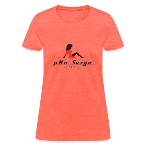ps12 black design - Women's T-Shirt