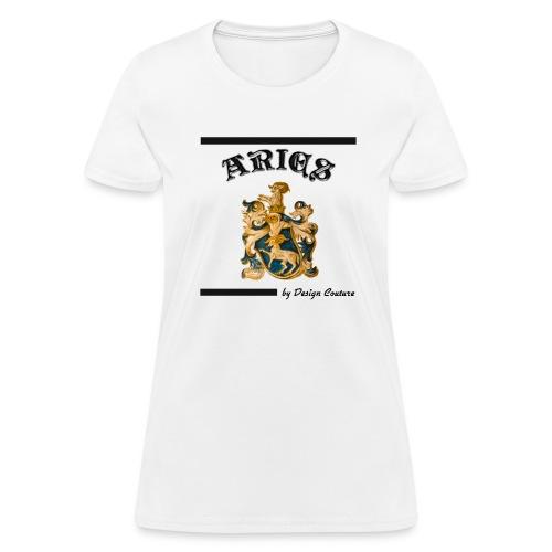 ARIES BLACK - Women's T-Shirt