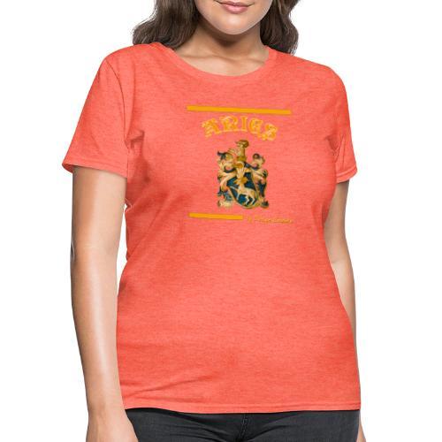 ARIES ORANGE - Women's T-Shirt