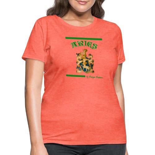ARIES GREEN - Women's T-Shirt