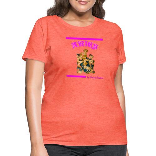 ARIES PINK - Women's T-Shirt