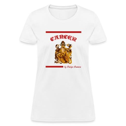 CANCER RED - Women's T-Shirt