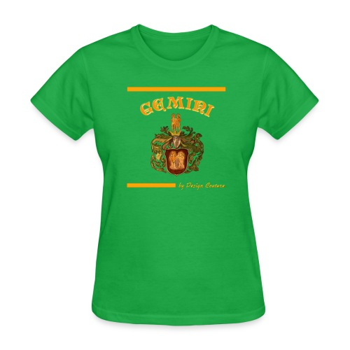 GEMINI ORANGE - Women's T-Shirt