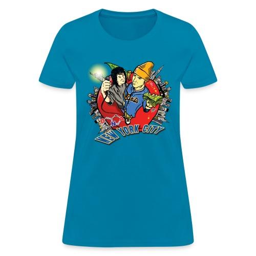 DNA NYC Tee - Women's T-Shirt
