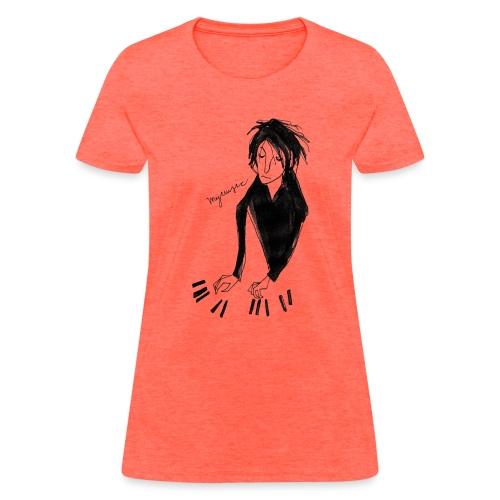 myuusic Mauri - Women's T-Shirt