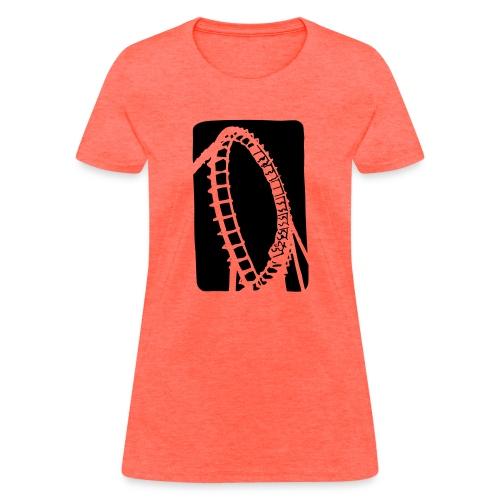 Roller Coaster - Women's T-Shirt