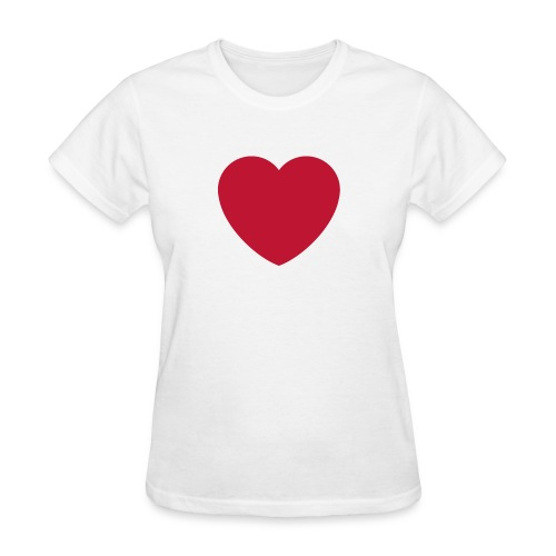 coeur.png - Women's T-Shirt
