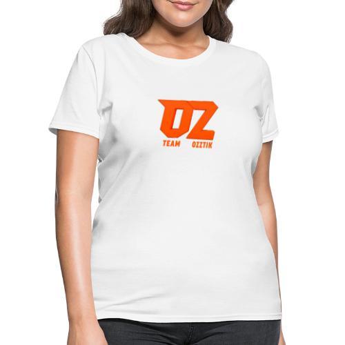 Ozztik Logo - Women's T-Shirt