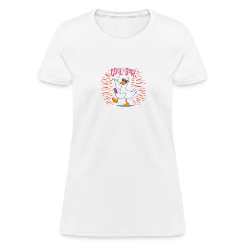 coolduck - Women's T-Shirt