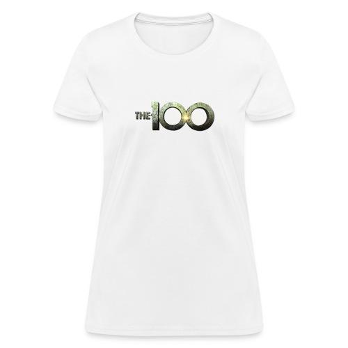 The 100 Subscribers Design - Women's T-Shirt