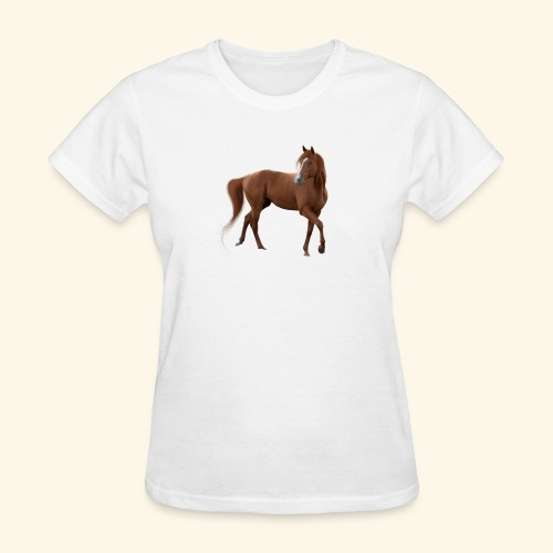 Alivias horse - Women's T-Shirt