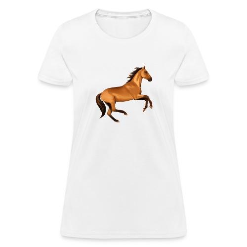 Équitation - Women's T-Shirt