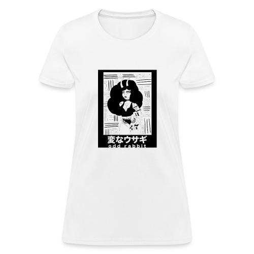 Tattooed Pin-Up Babe - Women's T-Shirt