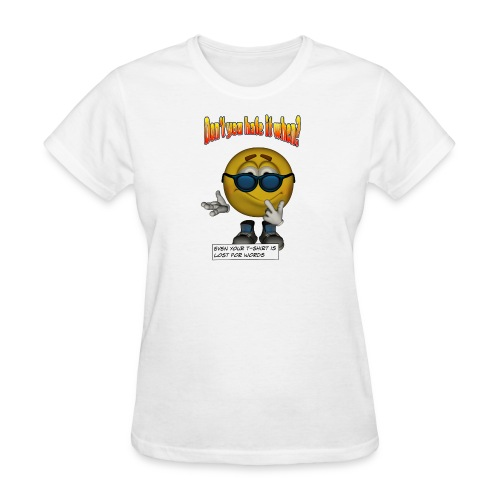 Lost For Words - Women's T-Shirt