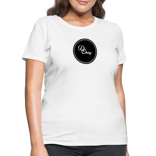 DChay Logo (Black) - Women's T-Shirt