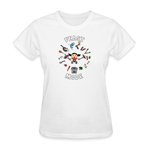 Feast Mode - Women's T-Shirt