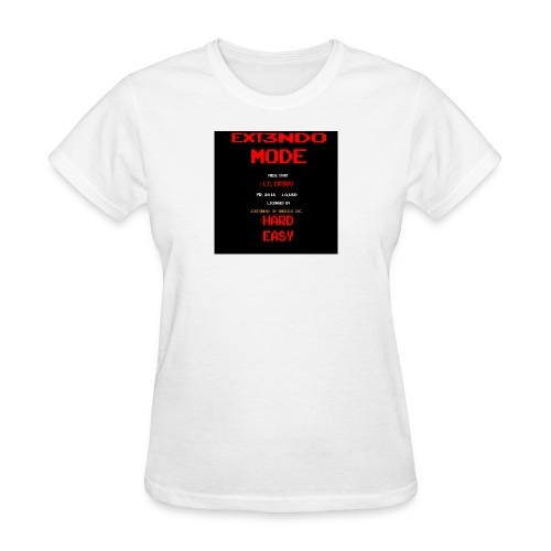 ext3ndo mode - Women's T-Shirt