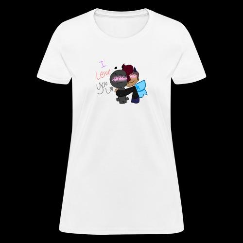 I Loooooove Yooouuuu - Women's T-Shirt