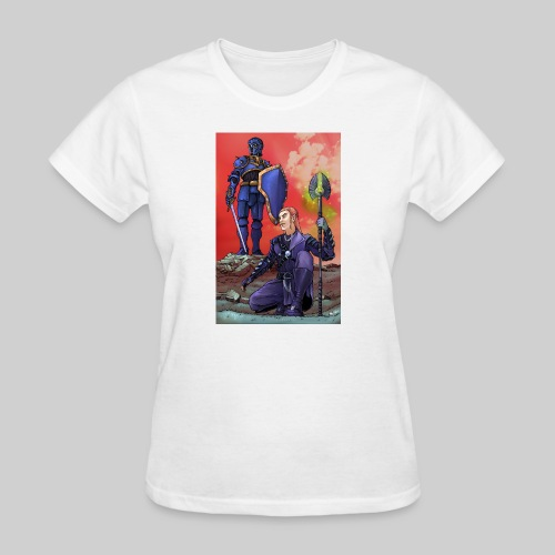 ELF AND KNIGHT - Women's T-Shirt