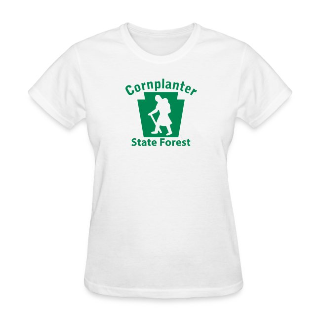 Cornplanter State Forest Hiker female