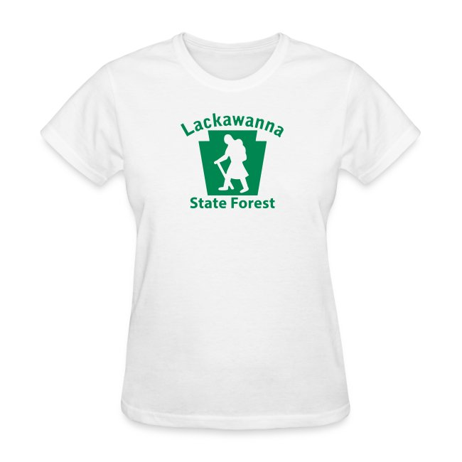 Lackawanna State Forest Keystone Hiker female