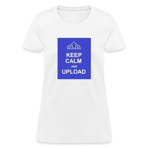 RockoWear Keep Calm - Women's T-Shirt