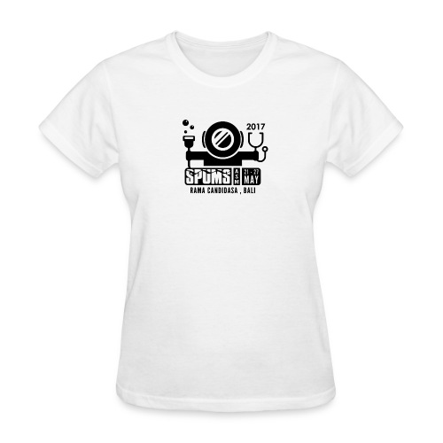 SPUMS ASM 2017 - Women's T-Shirt