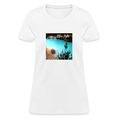 Tasmania Blue Lake - Women's T-Shirt