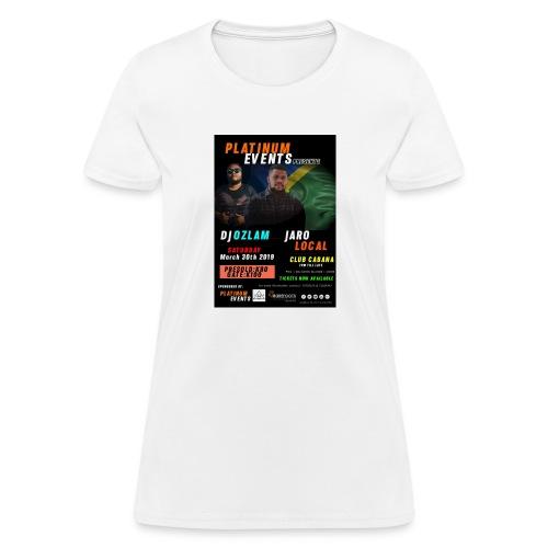 Promo Merch - Women's T-Shirt