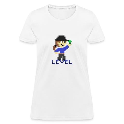 Level Up Logo - Women's T-Shirt