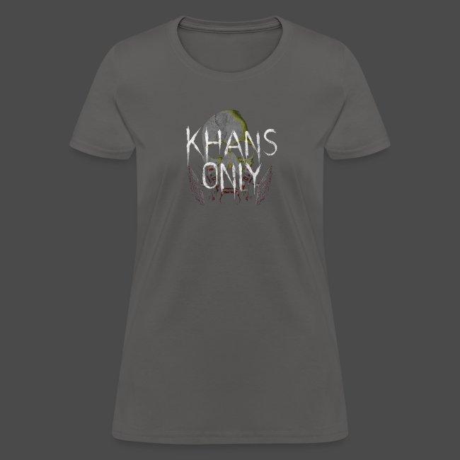 Khans Only