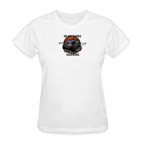 Inland Empire Jeep Club - Women's T-Shirt