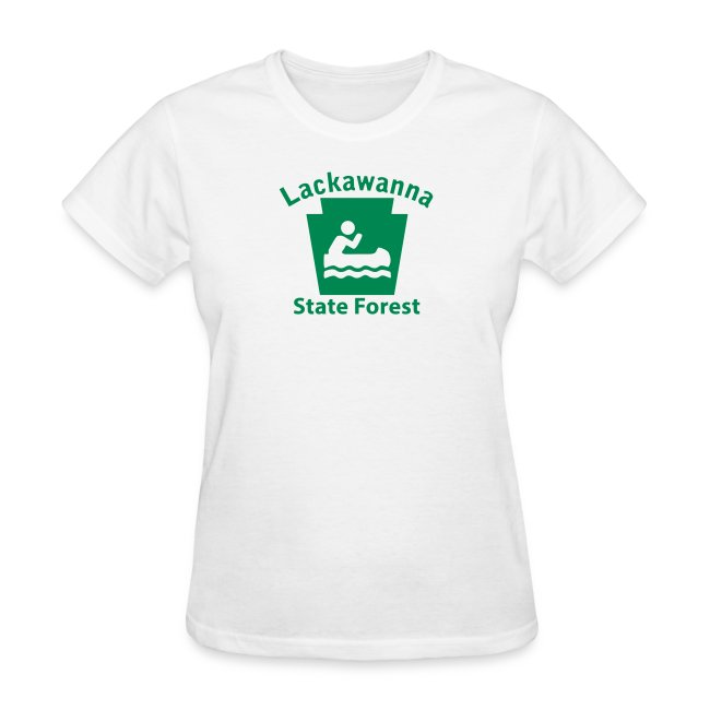 Lackawanna State Forest Boating Keystone PA