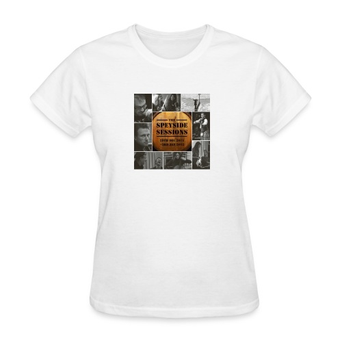 Speyside Sessions album cover - Women's T-Shirt